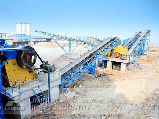 stone crushing line in Philippine
